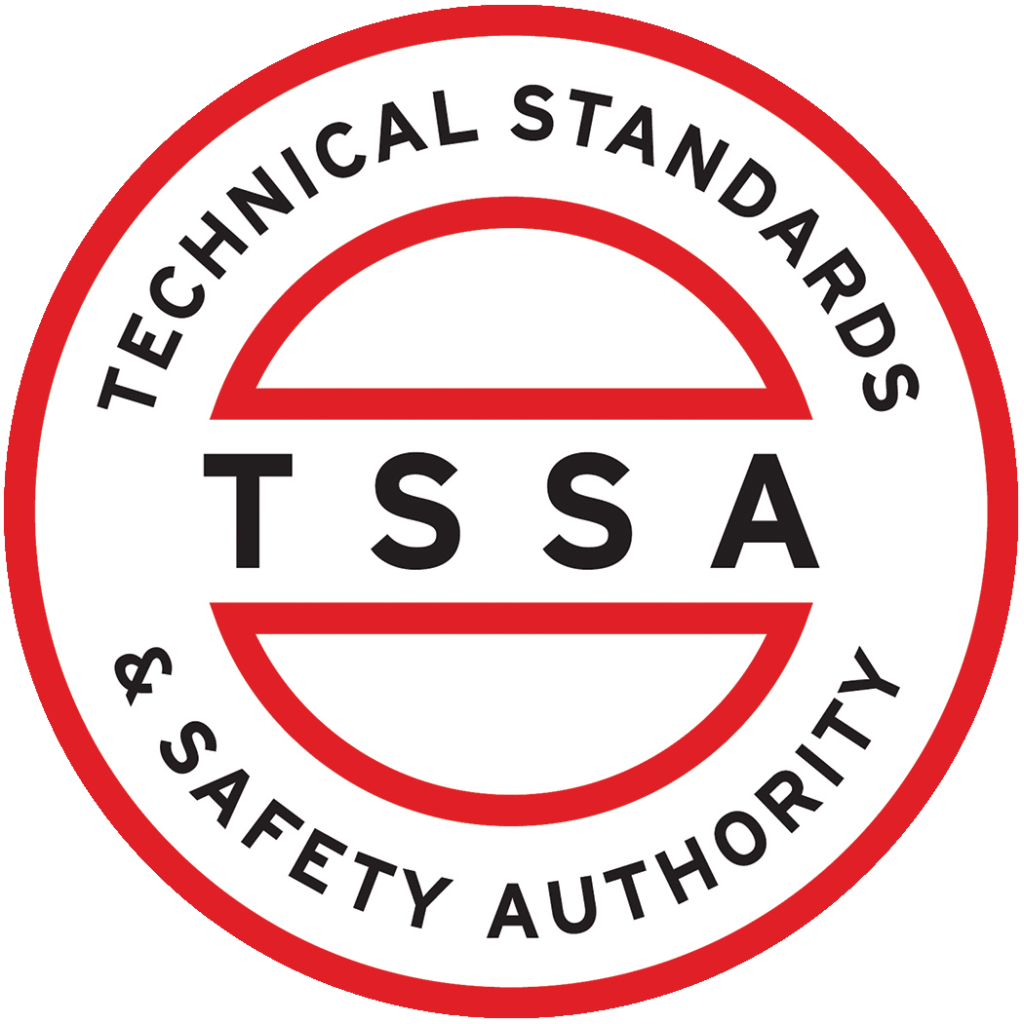 TSSA Technical Strandards & Safety Authority
